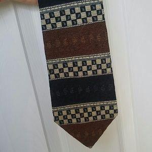 Bundle of designer neck ties